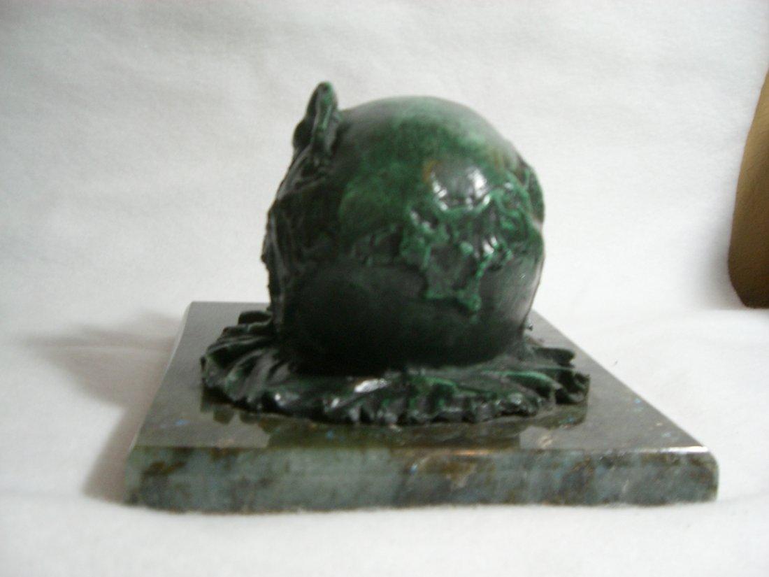 """Salvador Dali """"Egg""""  Ltd. Ed. Bronze - 2"""