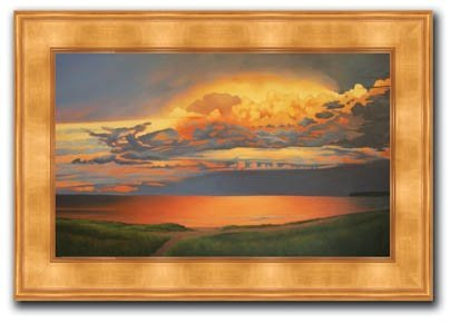 Patrice Procopio - Sunset 24x34