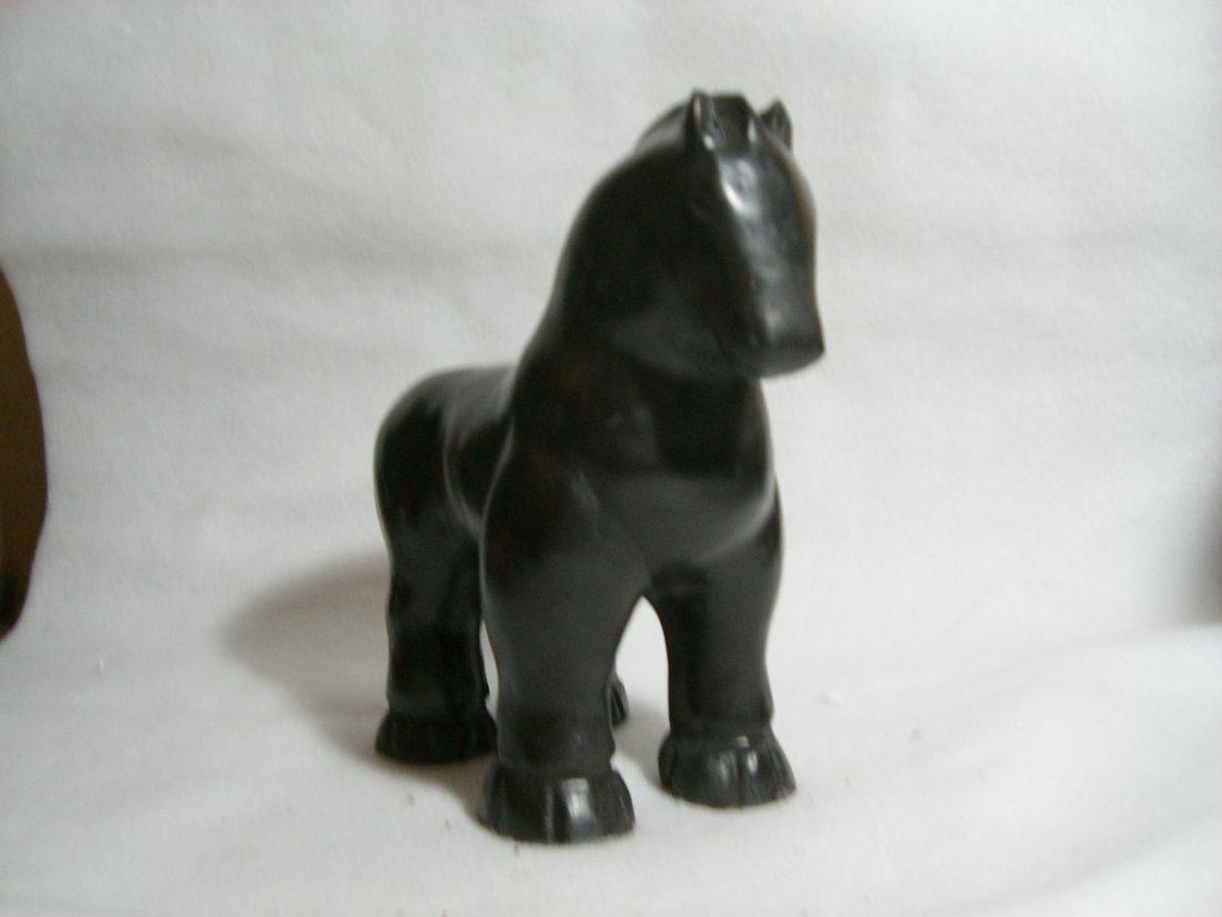"Fernando Botero ""Horse""  Ltd. Ed. Bronze - 2"