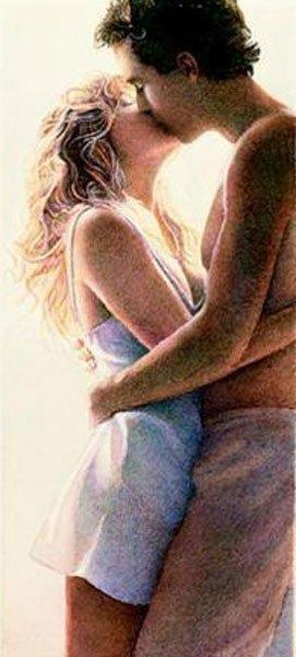 STEVE HANKS - THE KISS