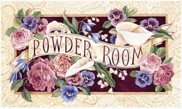 KAREN AVERY - POWDER ROOM