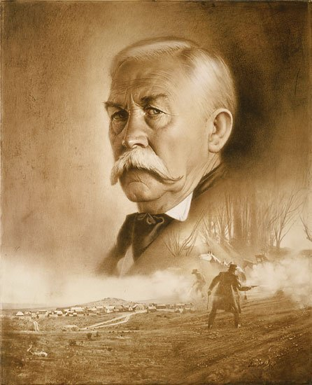 DON CROWLEY - VIRGIL EARP: DAY OF DECISION