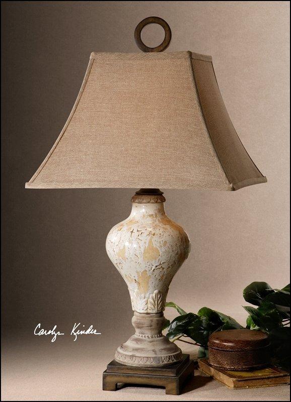 FOBELLO IVORY TABLE LAMP