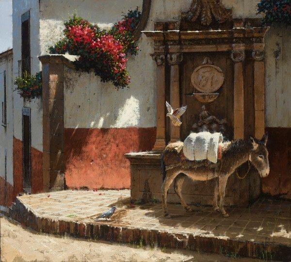 Sol y Sombra by George Hallmark