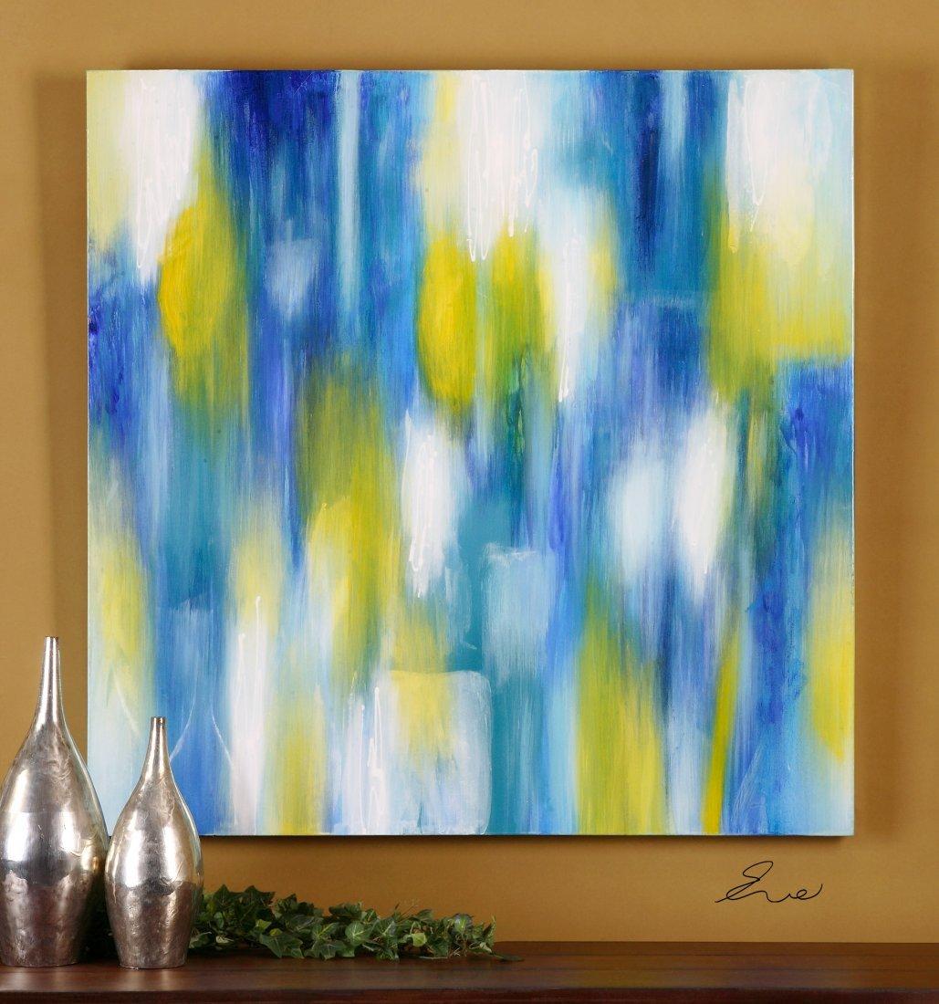 MORNING REFLECTIONS ABSTRACT ART