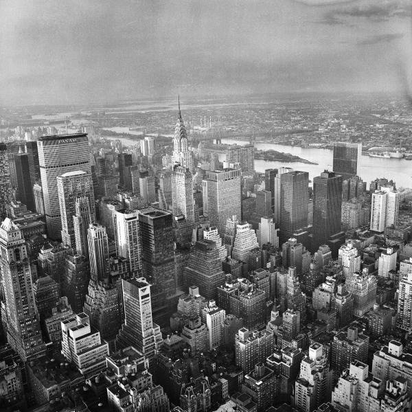 NEW YORK SKYLINE…UNKNOWN