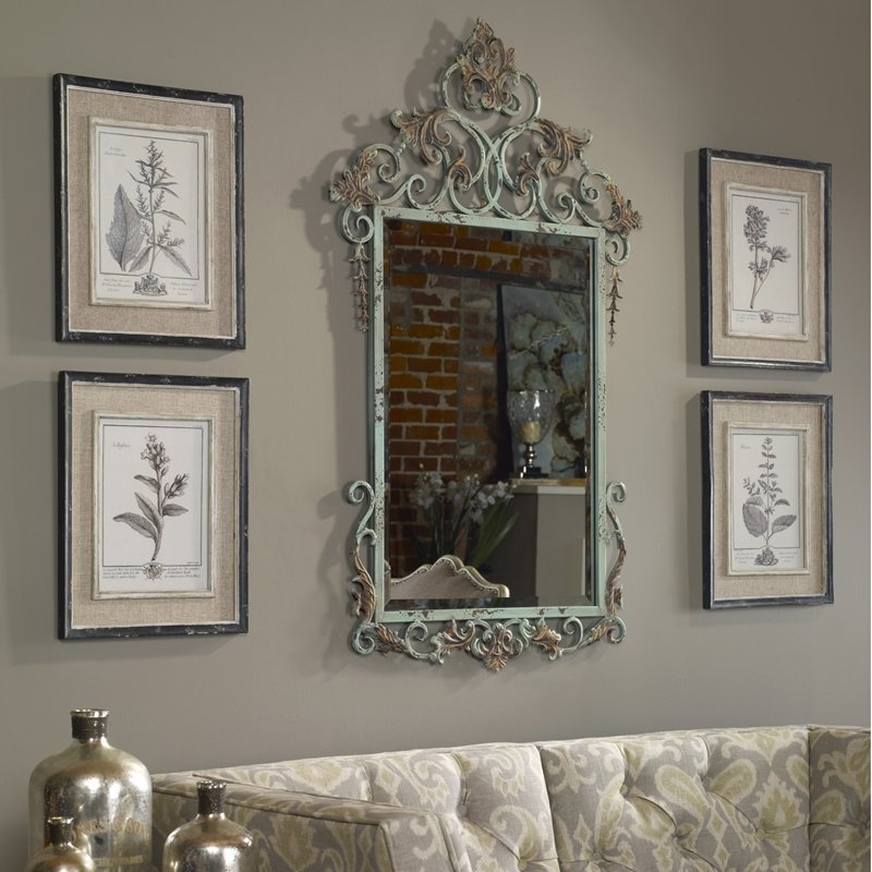 Beatriz Baroque Mirror