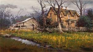 Bruce Cheever - Giving Way to Spring Scipio