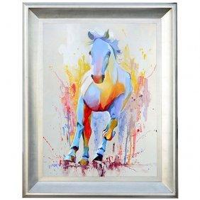 Vibrant Horse