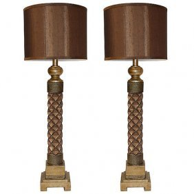 Catalina Lamp - Set Of 2