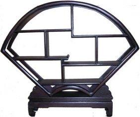 Oriental Display Shelves