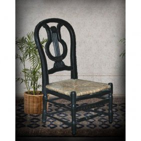 Lyre Side Chair