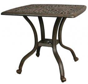 Bonaire Weave Side Table