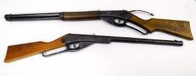 DAISY RED RYDER & MODEL 102 BB GUN TOY RIFLES Vintage