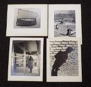 JOHN RAITH  NEW YORK CITY EXHIBITED PHOTOGRAPHS John