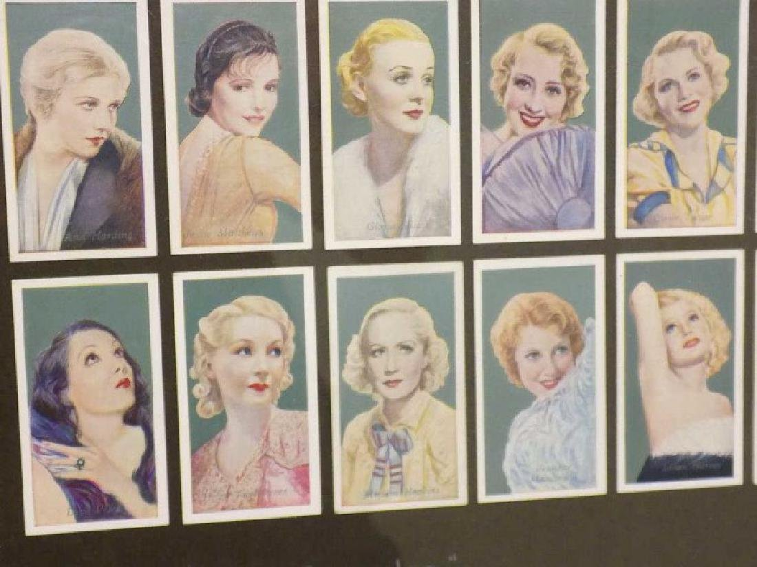 PHILLIPS FILM FAVORITES MOVIE STAR TOBACCO CARDS - 4