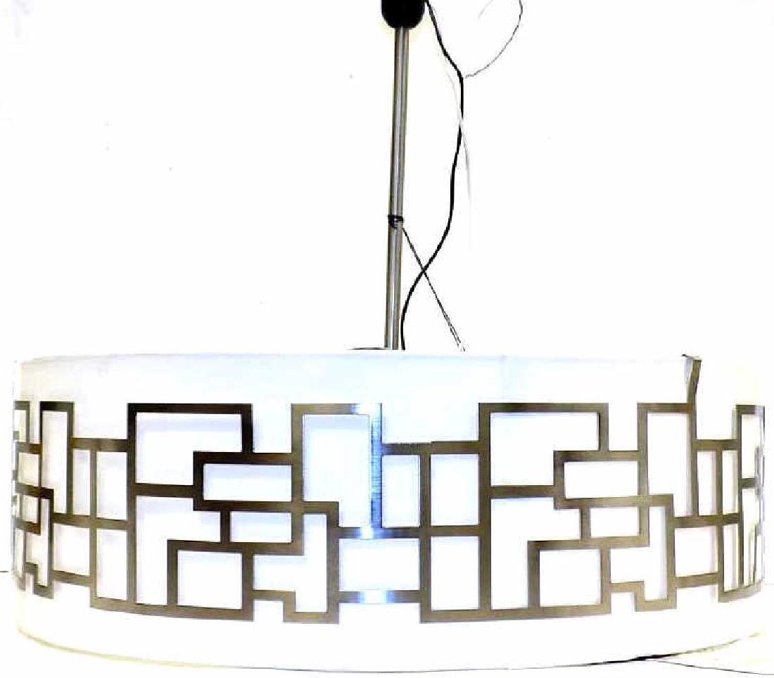 GEORGE KOVACS MODERNIST HANGING LAMP