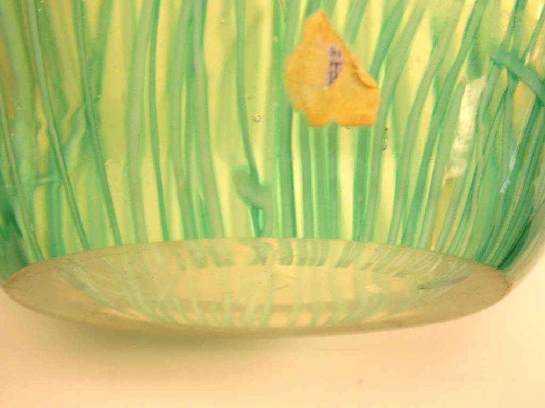 BIG MURANO SWIMMING FISH ART GLASS - 4