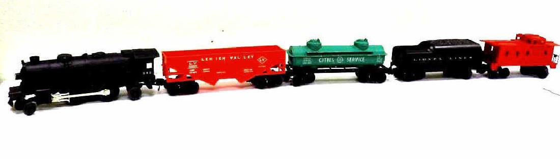 ANTIQUE LIONEL TRAINS BOXED SET NO. 19106