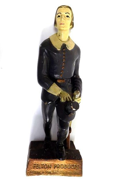 PILGRIM FELTON PRODUCTS ADVERTISING FIGURE - 2