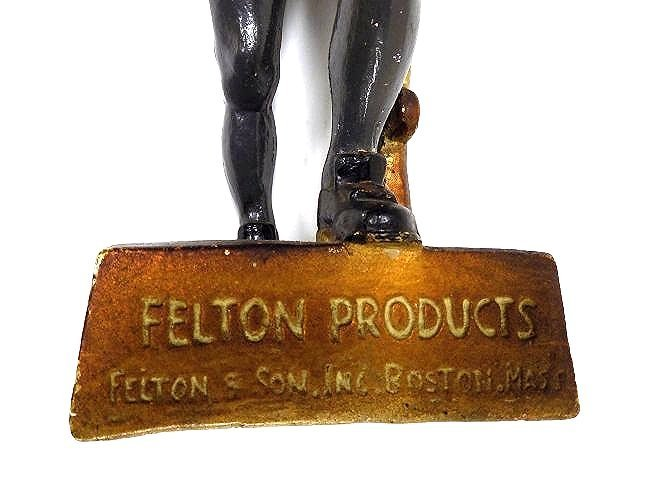 PILGRIM FELTON PRODUCTS ADVERTISING FIGURE - 3