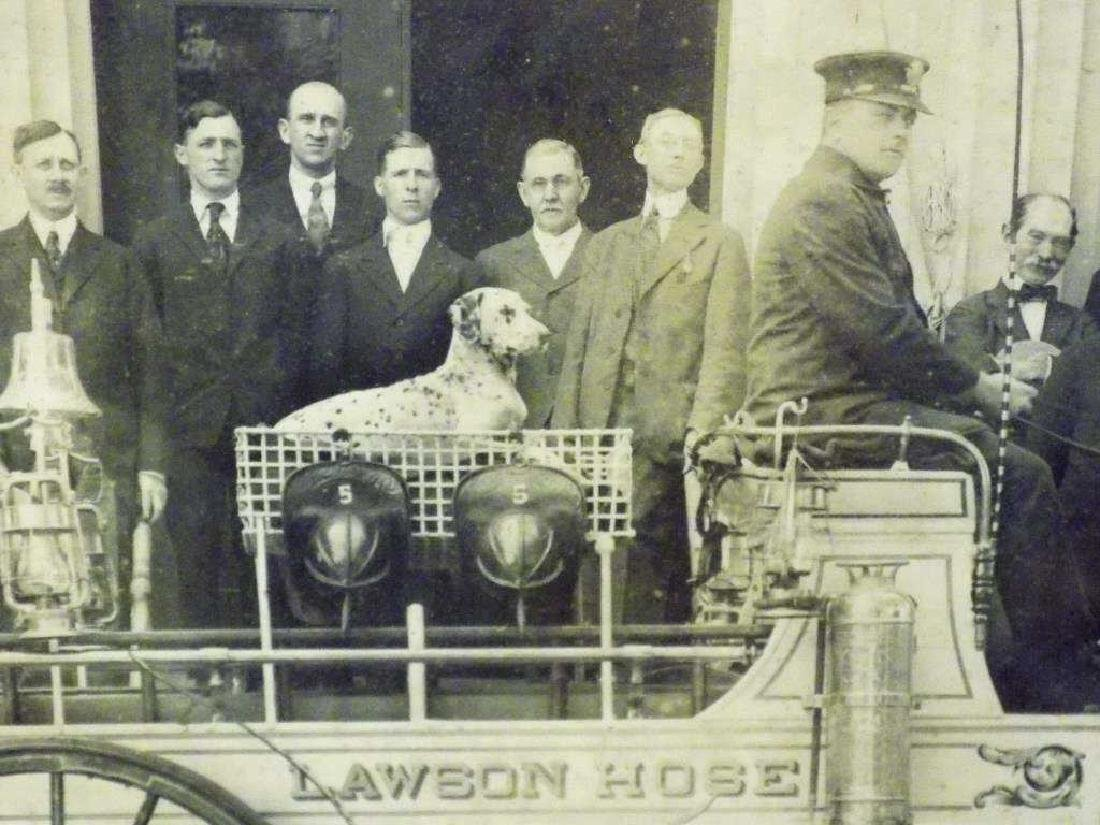 PEELE - LAWSON HOSE FIRE DEPARTMENT PHOTOGRAPH - 2