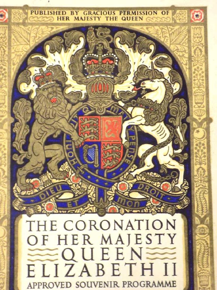 GREAT BRITAIN ROYAL FAMILY EPHEMERA GROUP - 5