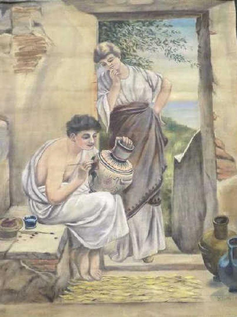 TUTTLE - EUROPEAN ARTISAN WALL PAINTING