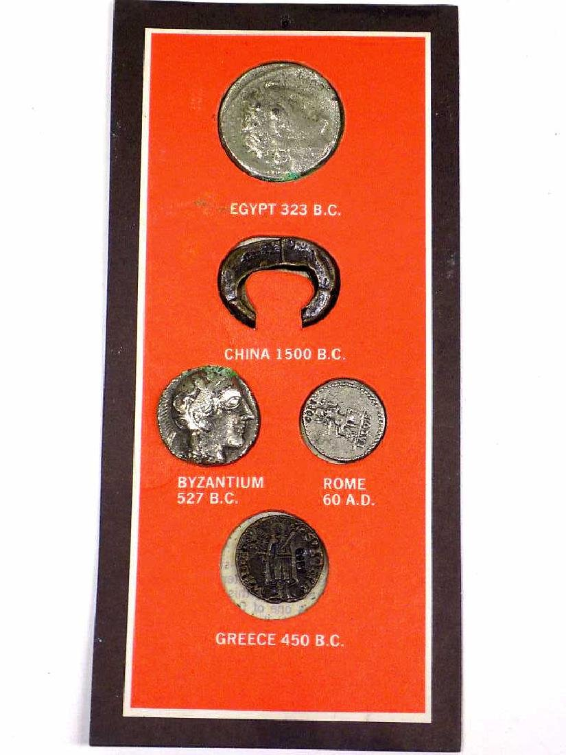 ANCIENT COIN EXAMPLES GROUP
