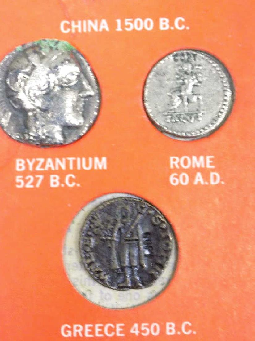 ANCIENT COIN EXAMPLES GROUP - 3