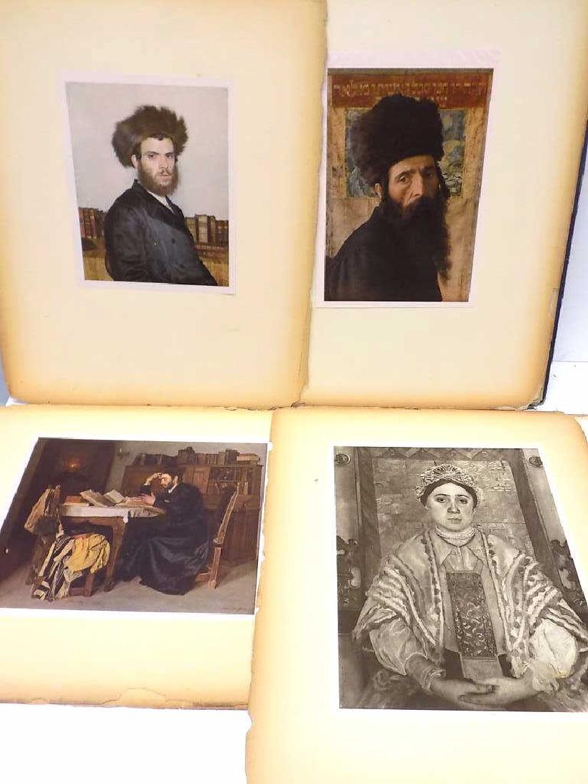 ISIDOR KAUFMANN - PORTFOLIO OF 6 LITHOGRAPHS