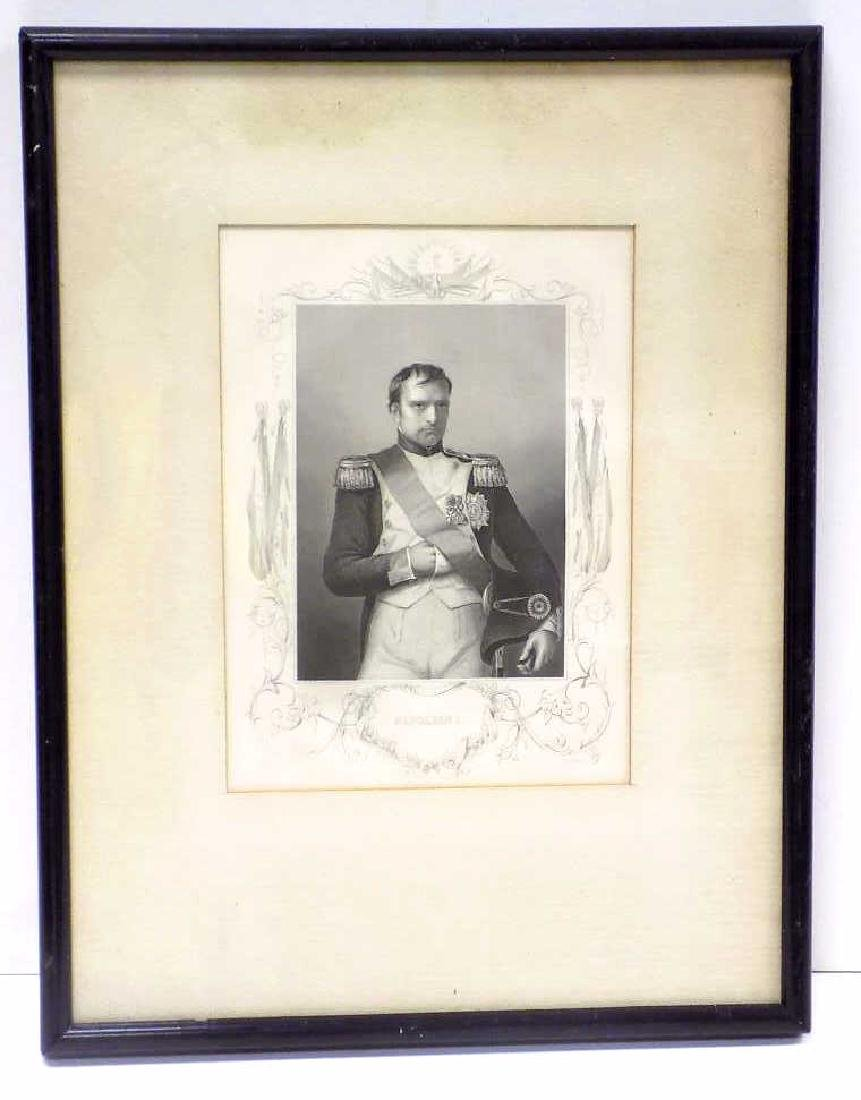 19TH CENTURY EARLY NAPOLEON ENGRAVING