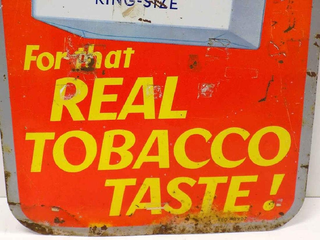 VICE ROY CIGARETTES TOBACCO ADVERTISING SIGN - 3