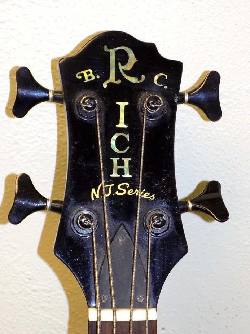 BC RICH WARLOCK BASS GUITAR NEW JERSEY SERIES - 2