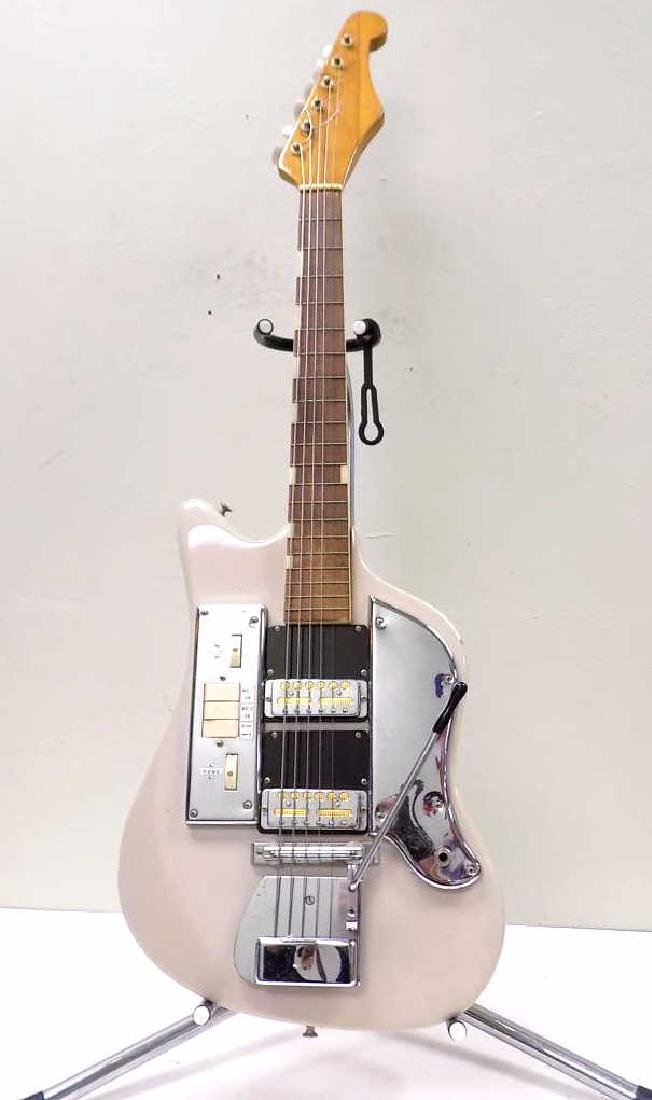 VINTAGE ZIMGAR JAPANESE ELECTRIC GUITAR