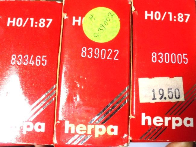 VINTAGE MATCHBOX / HERPA 10 CARS & TRUCKS - 6