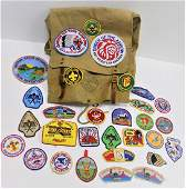 VINTAGE AMERICAN BOY SCOUTS COLLECTION