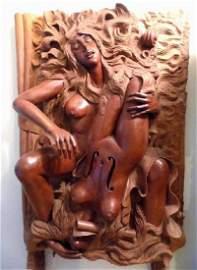 MOROZ - MODERN ART NUDE MUSE BEAUTIES SCULPTURE