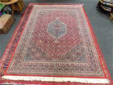 KIRMAN ORIENTAL ROOM SIZE CARPET  RUG