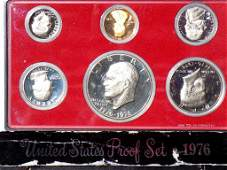 UNITED STATES PROOF SET 1976 SEALED COIN SET