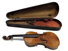 JACOBUS STAINER MODEL VIOLIN W/ CASE