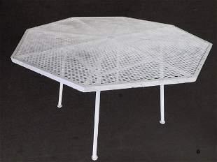 BERTOIA ? MIDCENTURY MODERN FULL SIZE TABLE