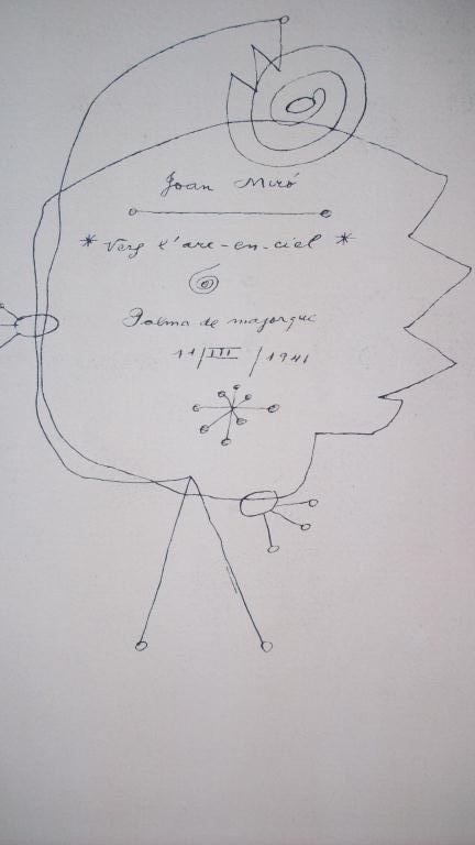 5: JOAN MIRO CONSTELLATIONS POCHOIR - 3
