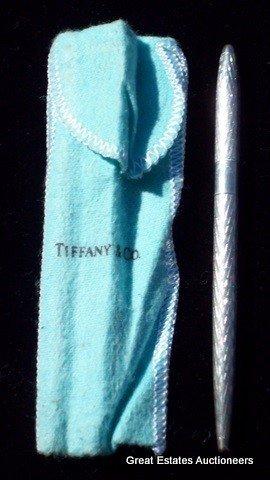 1: TIFFANY & CO. STERLING SILVER PEN