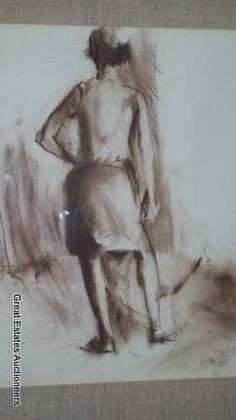 9A: STANDING LADY TOBY SILBERMAN