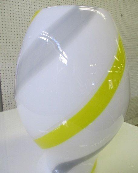 MODERN MURANO SWIRL GLASS