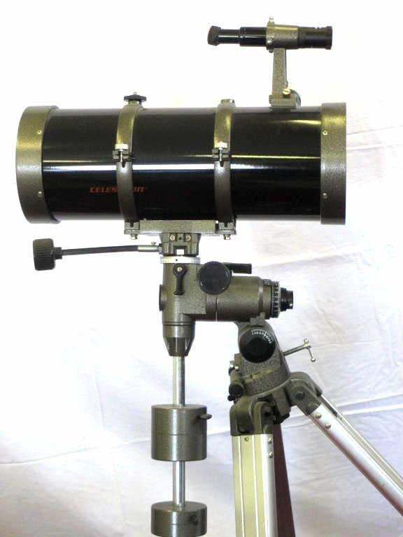 CELESTRON NEWTONIAN REFLECTOR TELESCOPE - 2