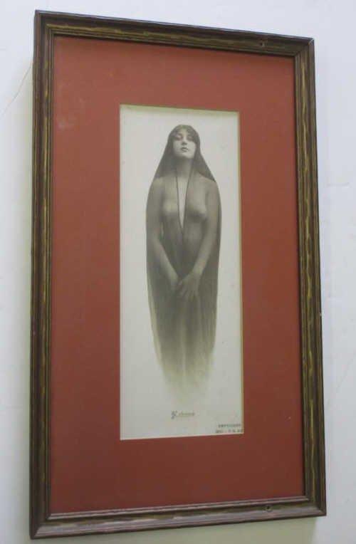 KALOMA - ORIGINAL 1914 PHOTOGRAPH
