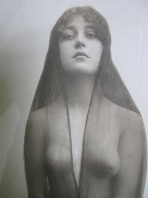 KALOMA - ORIGINAL 1914 PHOTOGRAPH - 2