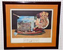 DALI  CUTE LITTLE ONE SIGNED ARTIST PROOF Salvadore